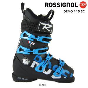 17-18 ROSSIGNOL(ロシニョール)【数量限定商品】 DEMO 115 SC (デモ 115 ショートカフ) RBG2600|linkfast