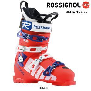 18-19 ROSSIGNOL(ロシニョール)【数量限定商品】  DEMO 105 SC(デモ105 ショートカフ)RBH2610【スキーブーツ】|linkfast