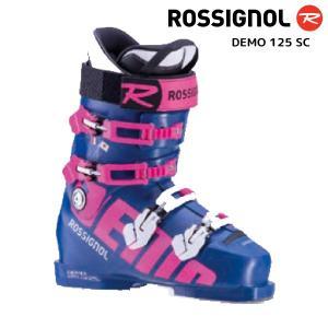 19-20 ROSSIGNOL(ロシニョール)【早期予約商品】DEMO 125 SC(デモ105 ショートカフ)RBI1600【スキーブーツ】|linkfast
