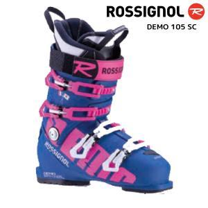 19-20 ROSSIGNOL(ロシニョール)【早期予約商品】DEMO 105 SC(デモ105 ショートカフ)RBI2610【スキーブーツ】|linkfast