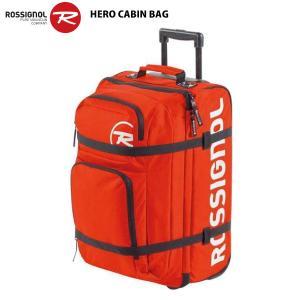 17-18 ROSSIGNOL(ロシニョール)【最終在庫処分】HERO CABIN BAG(ヒーロー キャビンバック)RKDB110|linkfast