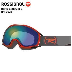 16-17 ROSSIGNOL(ロシニョール)【数量限定商品】 DEMO GROSS RED (デモグロスレッド) RKFG02J|linkfast