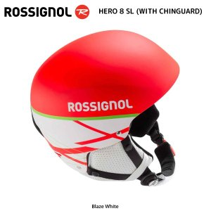 17-18 ROSSIGNOL(ロシニョール)【最終在庫処分】  HERO 8 SL (WITH CHINGUARD) (ヒーロー8 SL チンガード付き)|linkfast