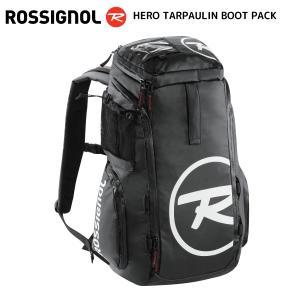 18-19 ROSSIGNOL(ロシニョール)【数量限定商品】HERO TARPAULIN BOOT PACK(ヒーロターポリン ブーツパック)RKGB102【ブーツバックパック】|linkfast
