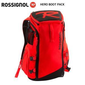 18-19 ROSSIGNOL(ロシニョール)【数量限定商品】 HERO BOOT PACK(ヒーロ ブーツパック)RKHB101【スキーバックパック】|linkfast