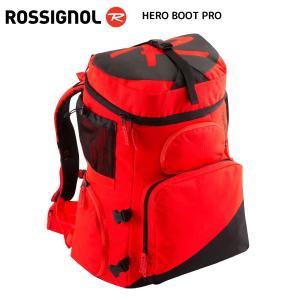 18-19 ROSSIGNOL(ロシニョール)【数量限定商品】 HERO BOOT PRO(ヒーロ ブーツプロ)RKHB103【スキーバックパック】|linkfast