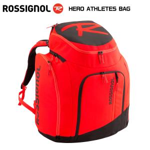 18-19 ROSSIGNOL(ロシニョール)【数量限定商品】 HERO ATHLETES BAG(ヒーロ アスリートバック)RKHB113【スキーバックパック】|linkfast