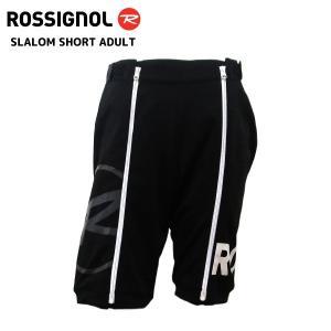 16-17 ROSSIGNOL(ロシニョール)【数量限定商品】 SLALOM SHORT ADULT (スラロームショート アダルト) RLDS02A|linkfast