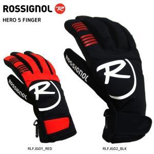 16-17 ROSSIGNOL(ロシニョール)【数量限定商品】 HERO 5 FINGER (ヒーロ ファイブフィンガー) RLFJG|linkfast