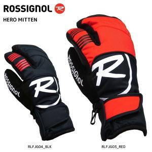 16-17 ROSSIGNOL(ロシニョール)【数量限定商品】 HERO MITTEN (ヒーロ ミトン) RLFJG03 RLFJG04|linkfast