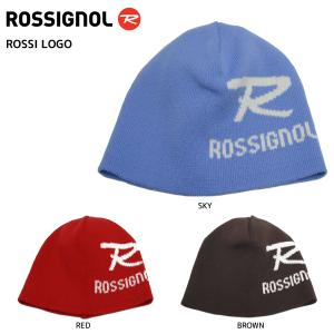 17-18 ROSSIGNOL(ロシニョール)【数量限定商品】 ROSSI LOGO (ロシ ロゴビーニー) RLGJB|linkfast