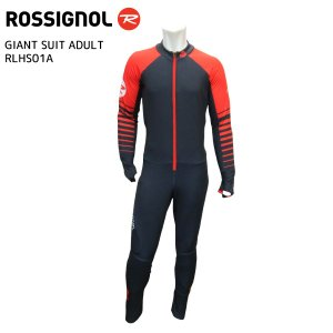 18-19 ROSSIGNOL(ロシニョール)【数量限定商品】 GIANT SUIT ADULT(ジャイアントスーツ アダルト)RLHS01A【GSワンピース】|linkfast