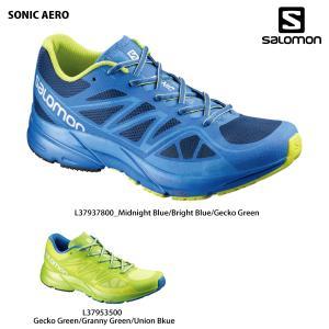 SALOMON(サロモン)【在庫処分/ランフットウェア】 SONIC AERO (ソニック エアロ) 2016|linkfast