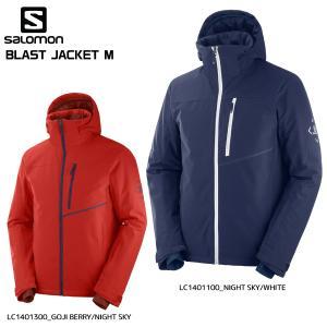 20-21 SALOMON(サロモン)【スキージャケット/数量限定】 BLAST JACKET M(...