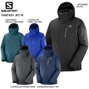 18-19 SALOMON(サロモン)【在庫処分品/ウェア】 FANTASY JKT M(ファンタジージャケットメンズ)【スキージャケット】|linkfast