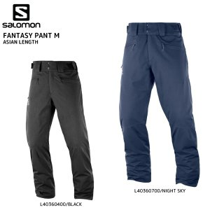 19-20 SALOMON(サロモン)【早期予約品/パンツ】 FANTASY PANT M(ファンタジーパンツメンズ)【スキーパンツ】|linkfast