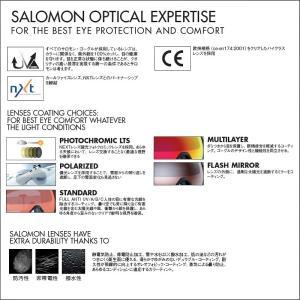 18-19 SALOMON(サロモン)【ゴーグル/数量限定】 FOUR SEVEN (フォーセブン) 平面レンズ【スノーゴーグル】|linkfast|03