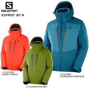 19-20 SALOMON(サロモン)【早期予約品/ウェア】 ICEFROST JKT M(アイスフロストジャケットメンズ)【スキージャケット】|linkfast