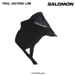 SALOMON(サロモン)【2016/ゲイター/再帰反射】 TRAIL GAITERS LOW (トレイルゲイターロー) 2016SS
