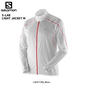 SALOMON(サロモン)【2016/トレランジャケット】 S-LAB LIGHT JACKET M (S-LAB ライトジャケット メンズ) 2016FW|linkfast