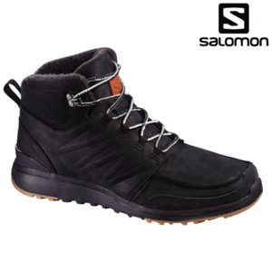SALOMON(サロモン)【最終処分/冬タウンシューズ】 UTILITY (ユーティリティ) -ブラック- L36642500|linkfast