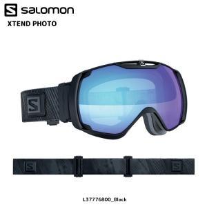 15-16 SALOMON(サロモン)【ゴーグル/在庫処分】 X TEND PHOTO (Xテンド フォトクロミック) L37776800|linkfast