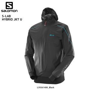 SALOMON(サロモン)【2017/ランニングジャケット】 S-LAB HYBRID JACKET M (S-LAB ハイブリッドジャケット メンズ)|linkfast