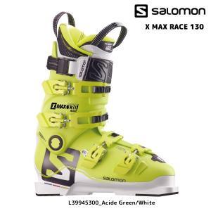 17-18 SALOMON(サロモン)【スキー靴/数量限定】 X MAX RACE 130 (Xマックスレース 130) L39945300|linkfast