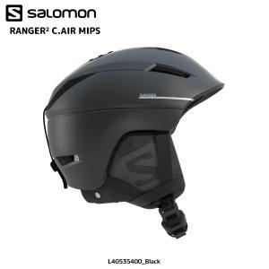 18-19 SALOMON(サロモン)【Helmet/数量限定】 RANGER2 C.AIR MIPS(レンジャー2 カスタムエアミップス)【スノーヘルメット】|linkfast