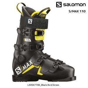 19-20 SALOMON(サロモン)【スキー靴/数量限定】 S/MAX 110(S/マックス 110)L40547700【スキーブーツ】|linkfast