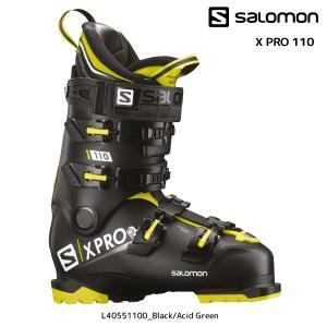 18-19 SALOMON(サロモン)【在庫処分/スキー靴】 X PRO 110(エックスプロ 110)L40551100【スキーブーツ】|linkfast