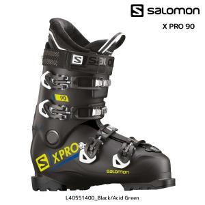 18-19 SALOMON(サロモン)【在庫処分/スキー靴】 X PRO 90(エックスプロ 90)L40551400【スキーブーツ】|linkfast