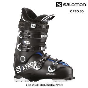 18-19 SALOMON(サロモン)【在庫処分/スキー靴】 X PRO 80(エックスプロ 80)L40551500【スキーブーツ】|linkfast