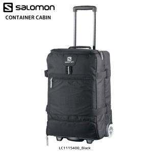 SALOMON(サロモン)【キャスターバック/数量限定】 CONTAINER CABIN(コンテナーキャビン)【トラベルバッグ】|linkfast