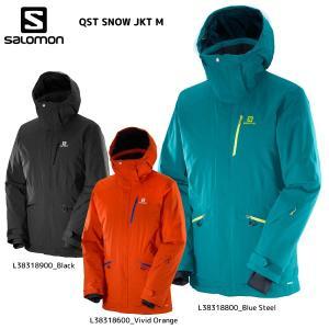 16-17 SALOMON(サロモン)【最終処分品/ウェア】 QST SNOW JKT M (クエストスノー ジャケットメンズ)|linkfast