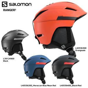 18-19 SALOMON(サロモン)【Helmet/数量限定】 RANGER 2 (レンジャー2)【スノーヘルメット】|linkfast