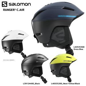 18-19 SALOMON(サロモン)【Helmet/数量限定】 RANGER2 C. AIR (レンジャー2 カスタムエアー)【スノーヘルメット】|linkfast