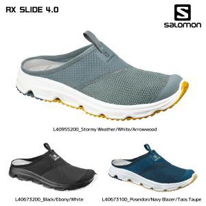 SALOMON(サロモン)【2019/リラックスシューズ】 RX SLIDE 4.0(RX スライド 4.0)【スリッポン/モックシューズ】|linkfast