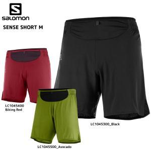 SALOMON(サロモン)【2019/トレイルランパンツ】SENSE SHORT M(センス ショート メンズ)【ランニングパンツ】|linkfast