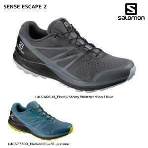 SALOMON(サロモン)【2019/トレイルランニング】 SENSE ESCAPE 2(センスエスケープ2)【トレイルランニング】|linkfast