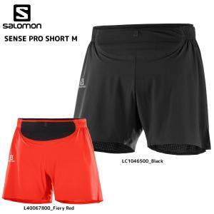 SALOMON(サロモン)【2019/トレイルランパンツ】SENSE PRO SHORT M(センスプロ ショート メンズ)【ランニングパンツ】|linkfast