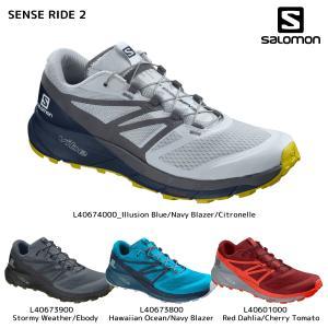 SALOMON(サロモン)【2019/トレイルランニング】 SENSE RIDE 2(センスライド2)【トレイルランニング】|linkfast