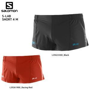 SALOMON(サロモン)【在庫処分/トレランボトムス】S-LAB SHORT 4 M(S-LAB ショート4 メンズ)【ランニングパンツ】|linkfast