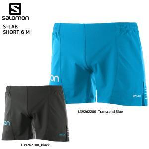 SALOMON(サロモン)【在庫処分/トレイルランパンツ】S-LAB SHORT 6 M(S-LAB ショート6 メンズ)【ランニングパンツ】|linkfast