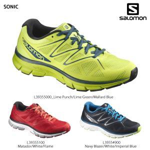 SALOMON(サロモン)【在庫処分/ロードランニング】 SONIC (ソニック)【ランニングシューズ】|linkfast