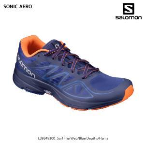 SALOMON(サロモン)【在庫処分/ロードランニング】SONIC AERO(ソニックエアロ)【ランニングシューズ】|linkfast