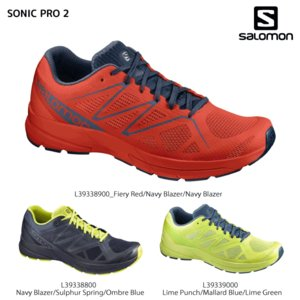 SALOMON(サロモン)【在庫処分/ロードランニング】SONIC PRO 2(ソニック プロ 2)【ランニングシューズ】|linkfast