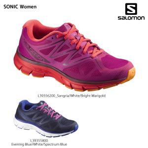 SALOMON(サロモン)【在庫処分/ロードランニング】 SONIC Women(ソニック ウィメンズ)【ランニングシューズ/レディス】|linkfast