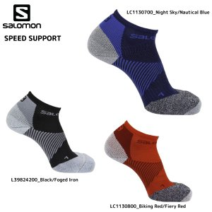 SALOMON(サロモン)【2019/限定高機能ソックス】 SPEED SUPPORT(スピードサポート)【スポーツソックス】|linkfast