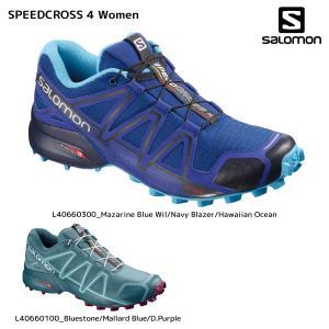 SALOMON(サロモン)【2019/トレイルランニング】 SPEEDCROSS 4 Women(スピードクロス4 ウィメンズ)【レディス/トレイルランニング】 linkfast